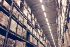 storage of warehouse